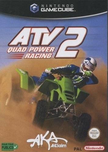 ATV Quad Power Racing 2 ATV Quad Power Racing 2 Europe EnFrDeEsIt ISO lt GCN ISOs