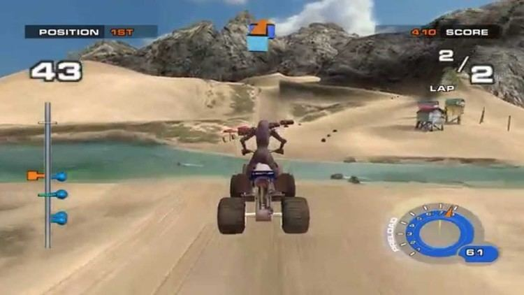 ATV Quad Power Racing 2 Dolphin Emulator 402 ATV Quad Power Racing 2 1080p HD