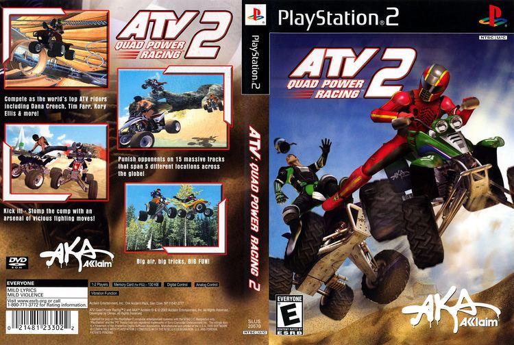 ATV Quad Power Racing 2 wwwtheisozonecomimagescoverps298jpg