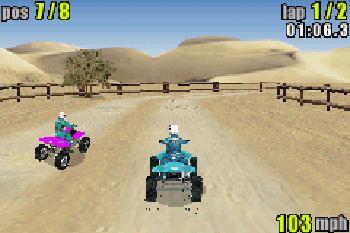 ATV Quad Power Racing ATV Quad Power Racing Symbian game ATV Quad Power Racing sis