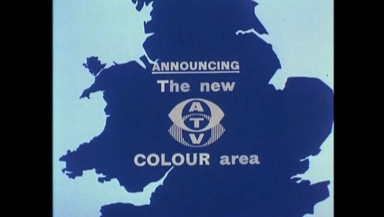 ATV Today Cathode Ray Tube FROM 39ATVLAND39 IN COLOUR The History of ATV