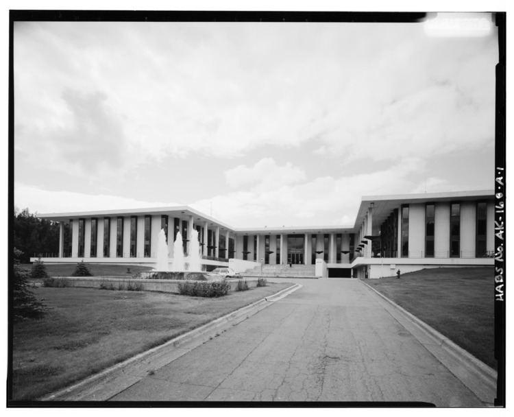 Atwood Campus Center