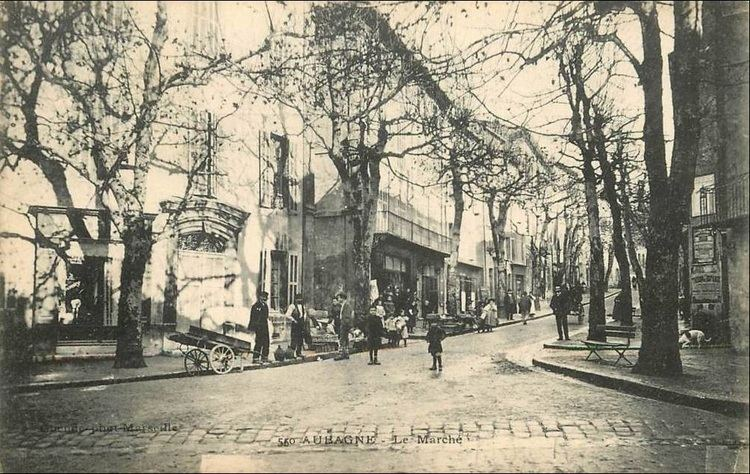 Aubagne in the past, History of Aubagne