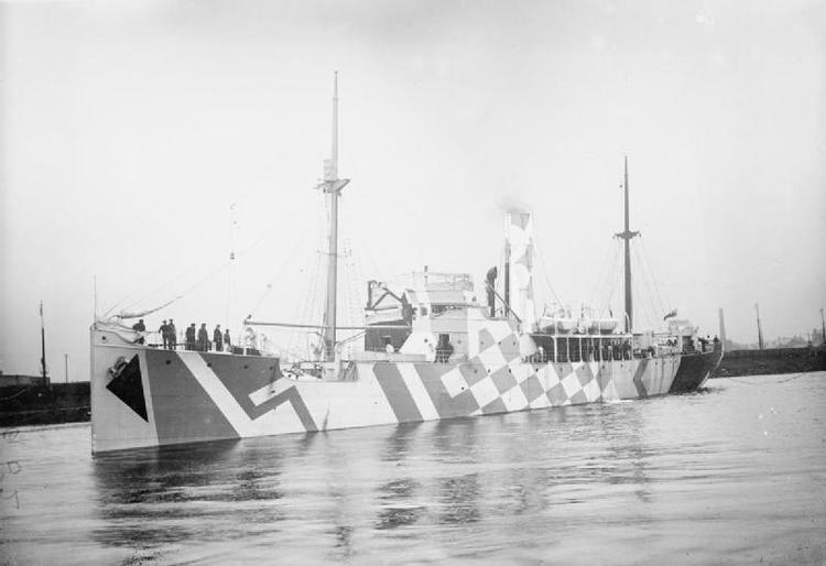 Aubretia-class sloop