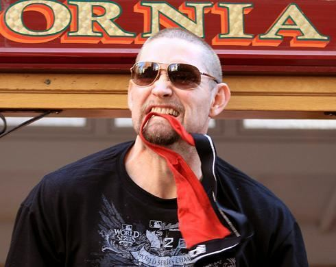 Aubrey Huff Aubrey Huff to Hall of Fame No thong for you