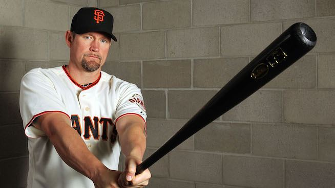 Aubrey Huff EXCLUSIVE Aubrey Huff Mounts an MLB Comeback After Battling