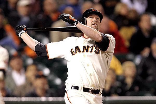 Aubrey Huff Out of Left FieldAubrey Huff stops by to discuss his new book
