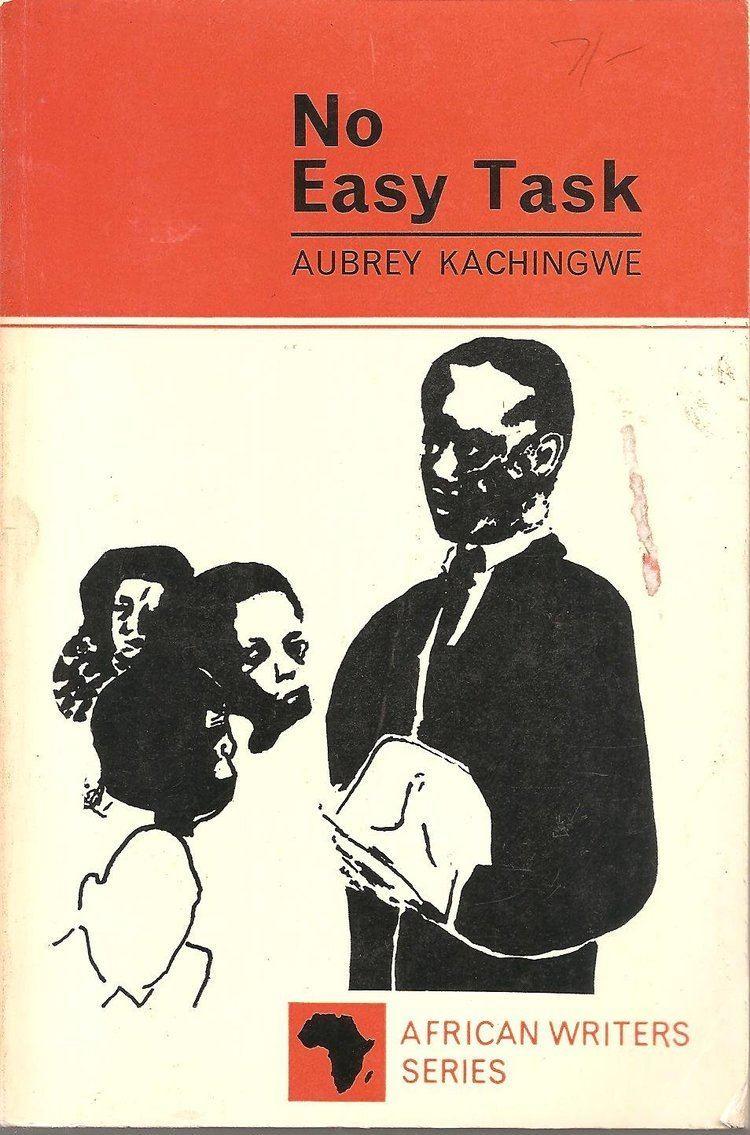 Aubrey Kachingwe No easy task Aubrey Kachingwe Amazoncom Books