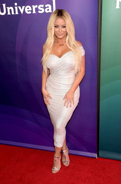 Aubrey O'Day Aubrey O39Day Pictures 2016 NBCUniversal Summer Press Day