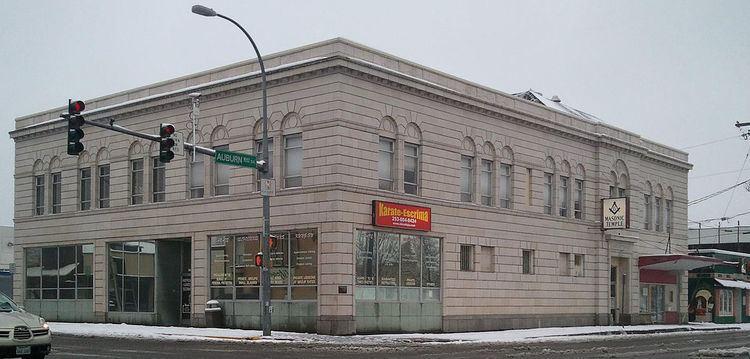 Auburn Masonic Temple (Auburn, Washington)