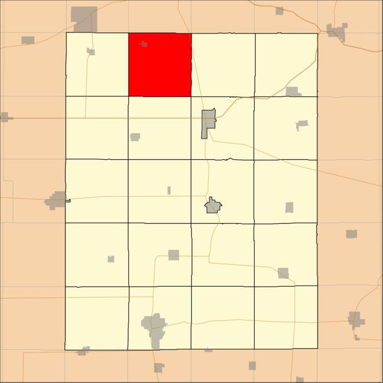 Auburn Township, Fayette County, Iowa