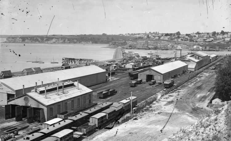 Auckland in the past, History of Auckland