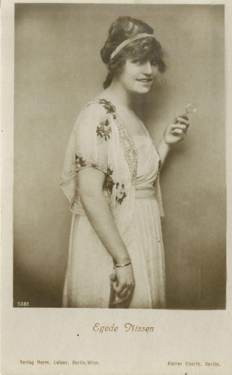 Aud Egede-Nissen The EgedeNissen Sisters Women Film Pioneers Project
