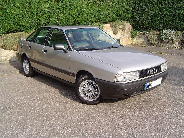 Audi Motor Assembly