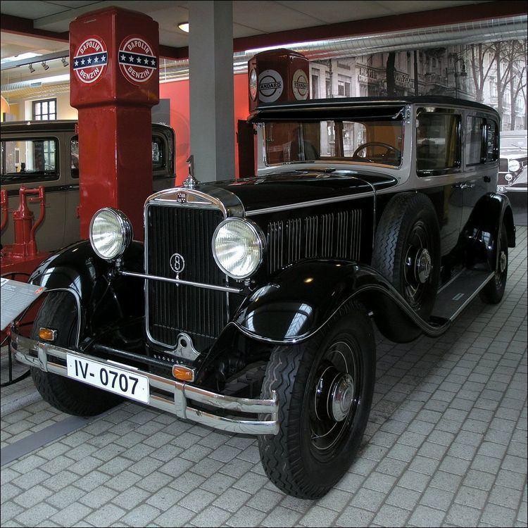Audi Type SS