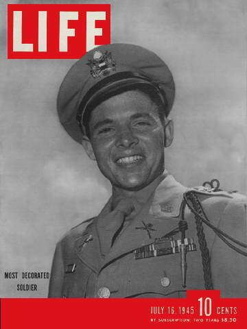 Audie Murphy Audie Leon Murphy Major United States Army