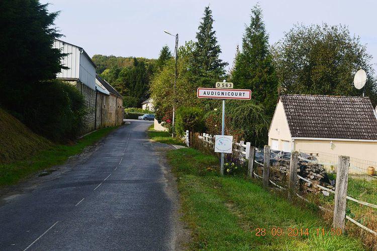 Audignicourt