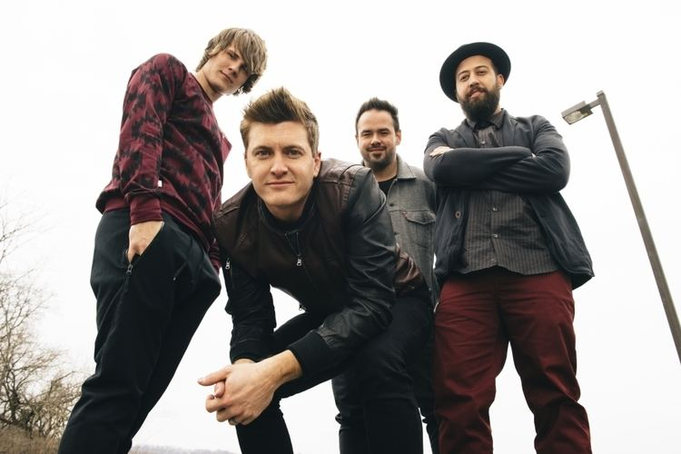 Audio Adrenaline Audio Adrenaline Frontman Adam Agee Talks Why Band Won39t Change Name
