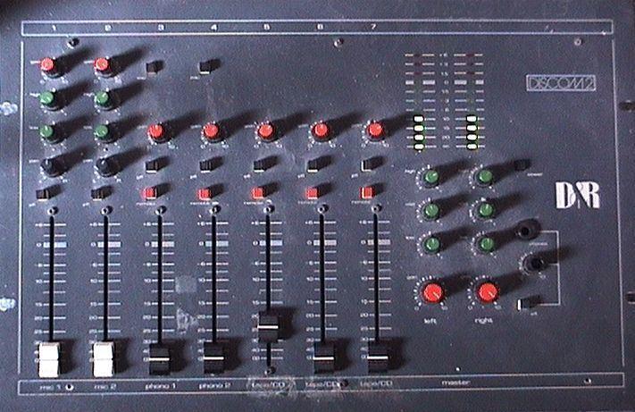 Audio mixing (recorded music)