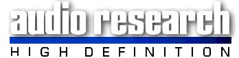 Audio Research wwwhighendpalacecomAudioResearchlogojpg