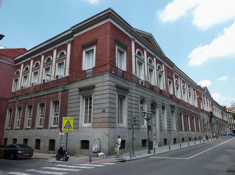 Auditorium of Universidad Complutense