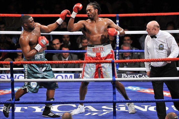 Audley Harrison BBC Sport David Haye v Audley Harrison buildup and big fight in