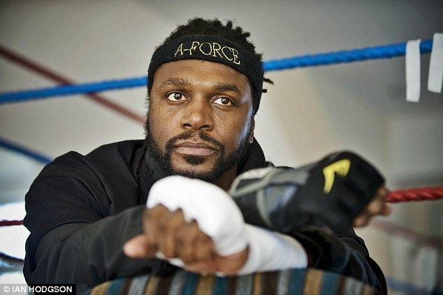 Audley Harrison Audley Harrison interview before David Price fight Daily