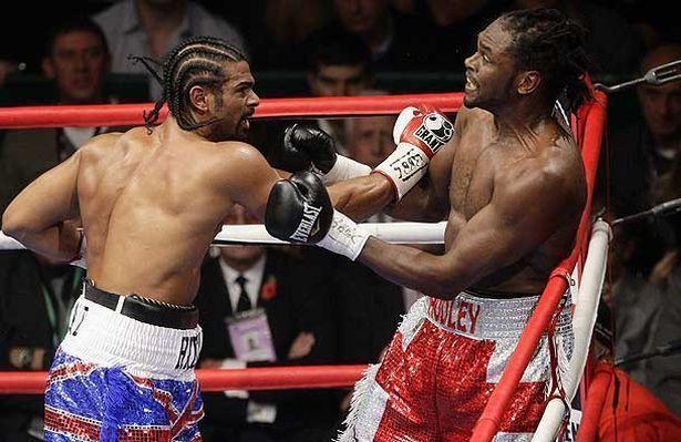 Audley Harrison Audley Harrisons Olympic legacy should not be tainted by disastrous