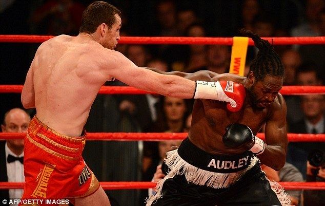 Audley Harrison David Price beats Audley Harrison in firstround knockout Daily