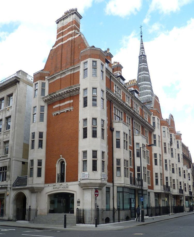 Audley House (London)