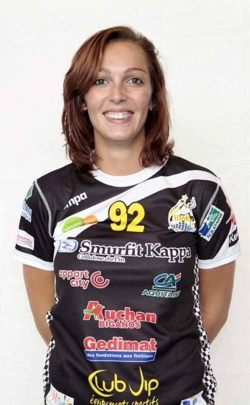 Audrey Deroin Audrey DEROIN Ligue Fminine de Handball