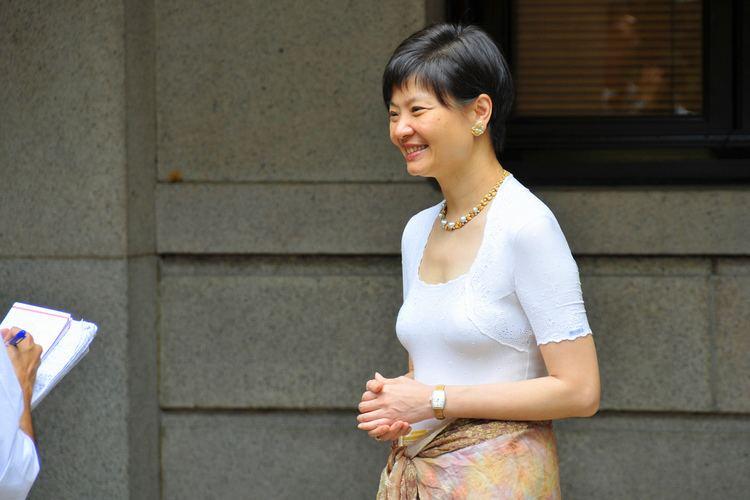 Audrey Eu Audrey Eu the Chairman of Civic Party of Hong Kong