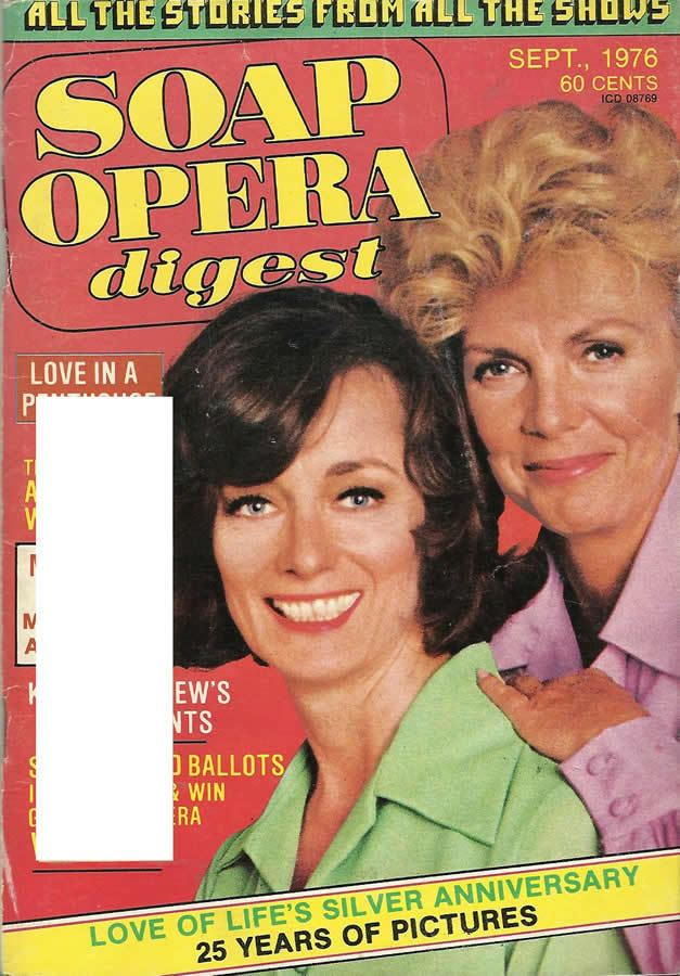Audrey Peters Audrey Peters Classic Soap Opera Digest