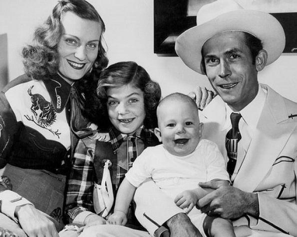 Audrey Williams Hank Williams Sr Rock amp Roll Dads Nashville Daughters