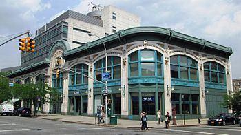 Audubon Ballroom Audubon Ballroom Wikipedia