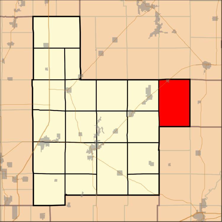 Audubon Township, Montgomery County, Illinois
