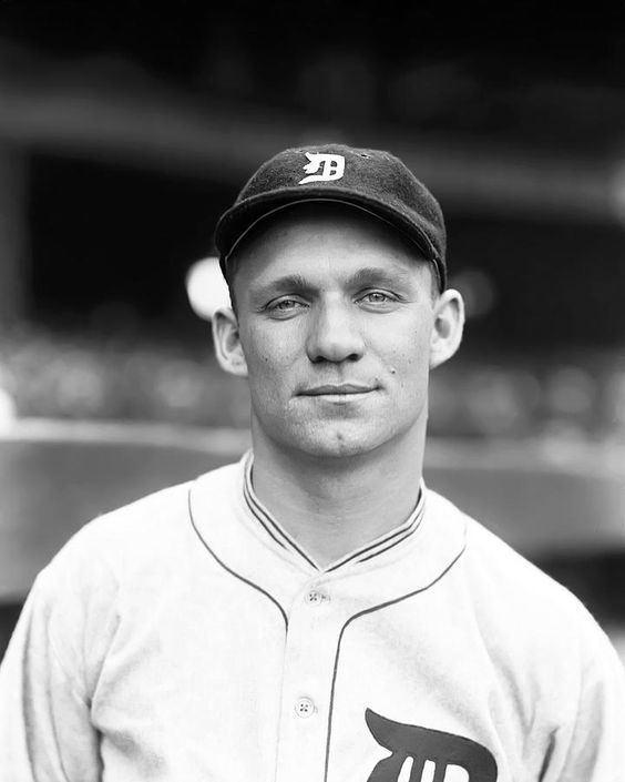 Augie Johns September 10 1899 September 12 1975 Augie Johns Detroit Tigers