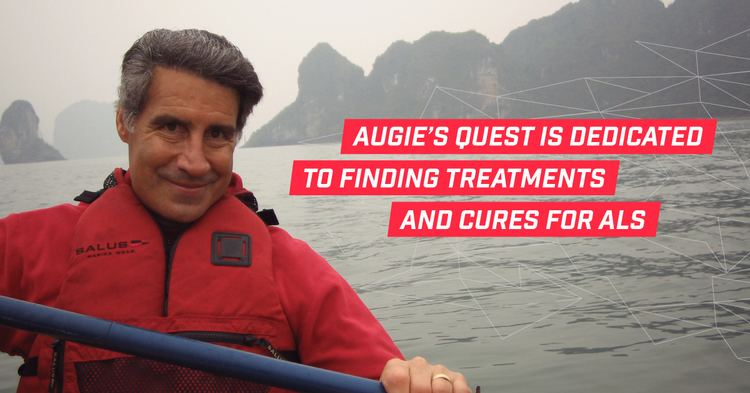 Augie Nieto Augies Quest Winning the War Against ALS