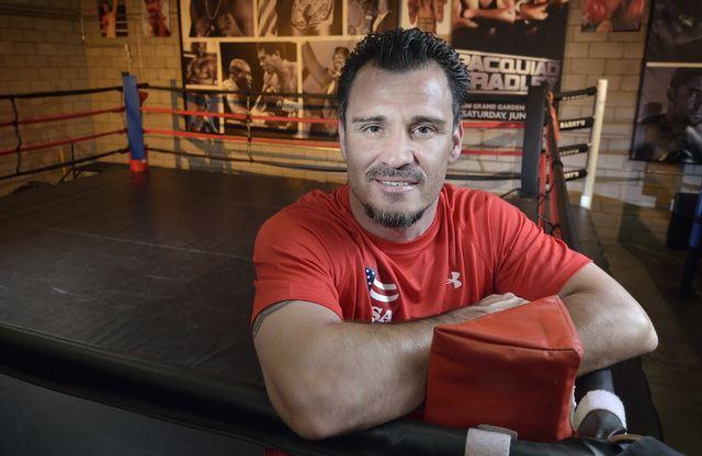 Augie Sanchez Las Vegan Augie Sanchez will be a boxing coach at Rio Olympics Las