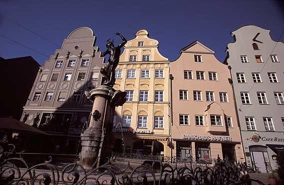 Augsburg Beautiful Landscapes of Augsburg