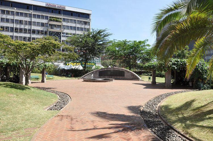August 7th Memorial Park, Kenya