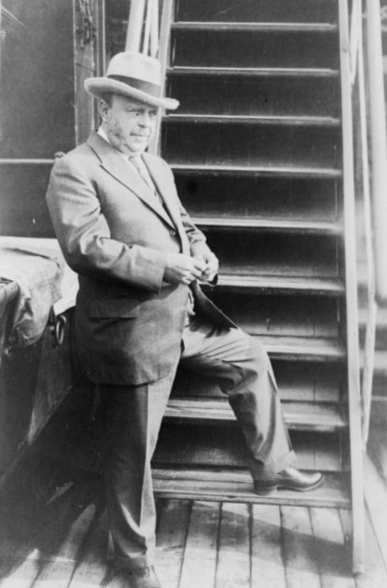 August Anheuser Busch, Sr.