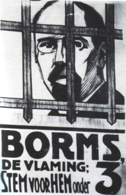 August Borms Geschiedenis van het Vlaamsnationalisme deel III Alert
