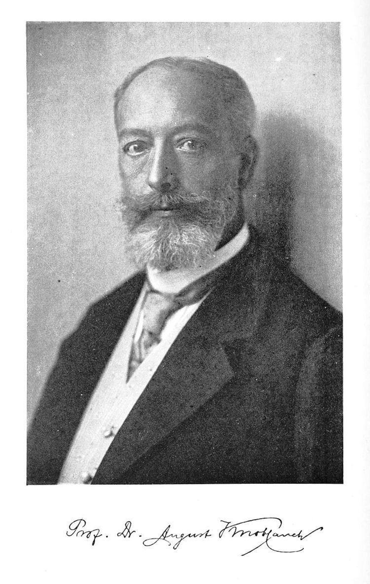 August Knoblauch