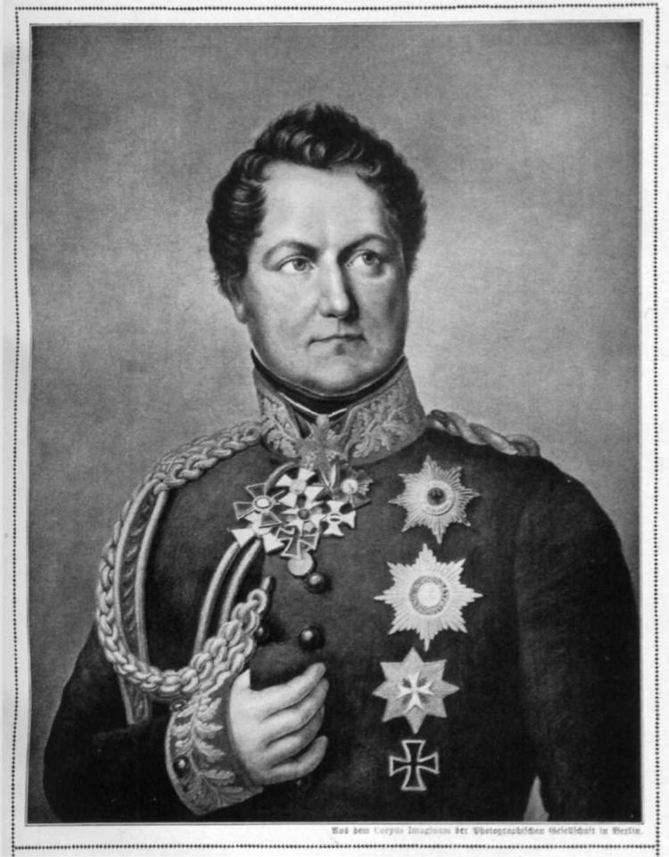 August Neidhardt von Gneisenau FileNeidhardt von Gneisenaujpg Wikimedia Commons