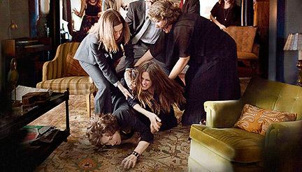 August: Osage County (film) August Osage County Movie Review 2013 Plugged In
