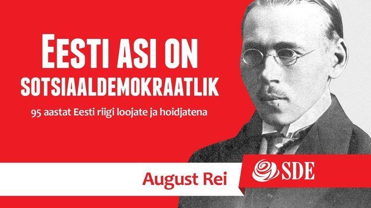 August Rei Ajaloolane Jaak Juske jutustab August Rei olulisusest Eesti jaoks