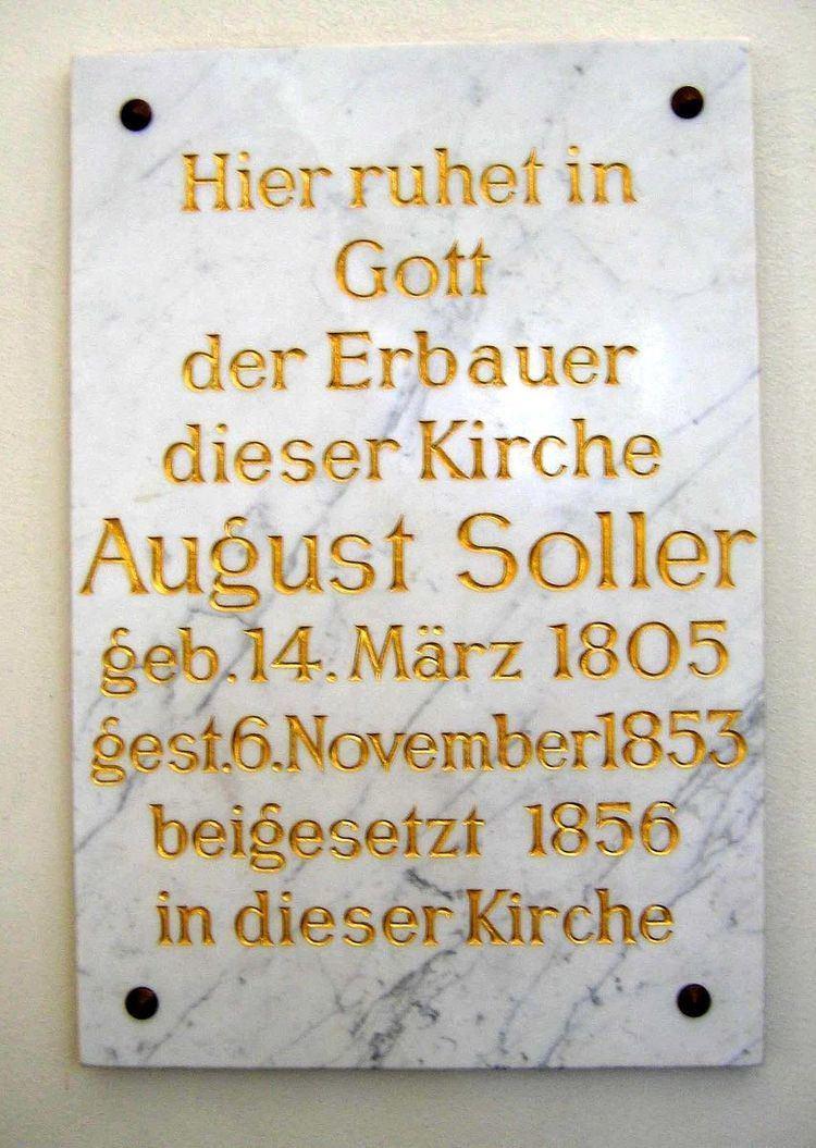 August Soller