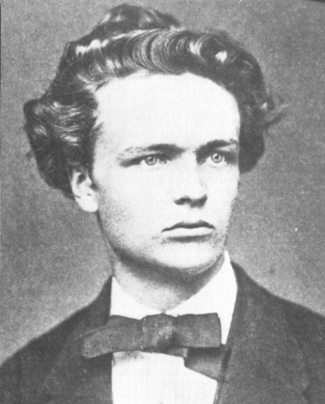 August Strindberg August Strindberg Strindberg