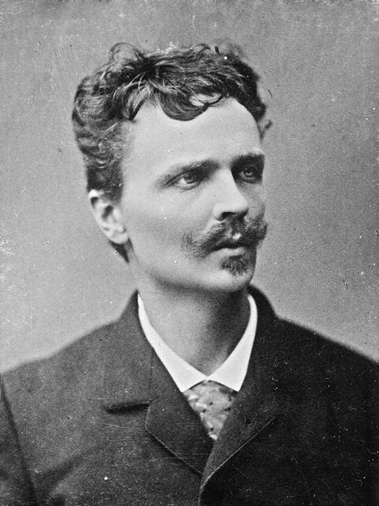 August Strindberg August Strindberg